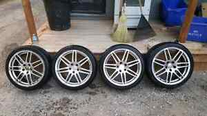 Trade or Sell RS4 5x112 18x8