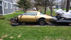 1979 Trans Am  Shell only $200 OBO