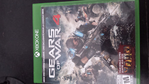 Gears 4 + Gears 1, 2, 3 and Judgement (Xbox One)