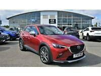 2019 Mazda CX-3 2.0 GT Sport Nav + 5dr Ha Hatchback Petrol Manual