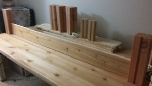 Cedar Raised Garden Beds ▁ ▂ ▃ ▄ ▅ ▆ █