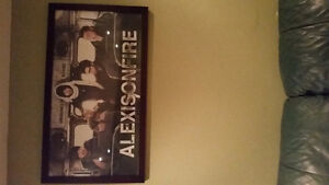 Alexisonfire picture frame