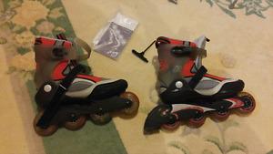 Men's size 9 rollerblades inline skates