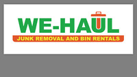 Affordable junk removal service - available 7 days a week -
