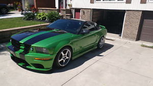 2005 FORD MUSTANG ( ONE OF A KIND)