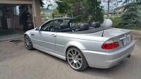2003 BMW M3 Cabriolet/ Convertible