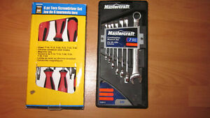 Wrench Sets or Torx Screw driver set