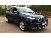 2016 Jeep Cherokee 2.0 Multijet Limited 5dr Manual Diesel MPV