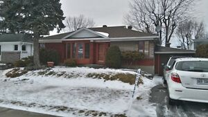 Very well maintained home available for rent as of July 1 Dorval