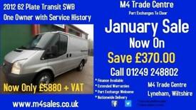 Ford Transit 300 SWB LR 140PS