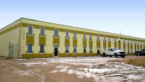 Industrial Warehouse Unit - No Condo Fees Associated