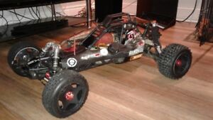 hpi baja 5b SS ...Machine de course!!!!