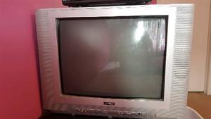 """20"""" tube TV"""