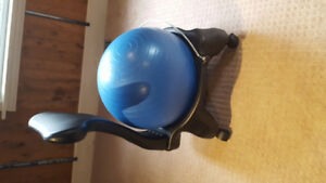 Exerball Office Chair