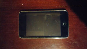Black iPod Touch (needs new screen)