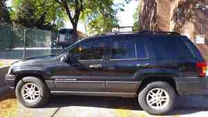 2003 Jeep Grand Cherokee Lorado (black) OBO