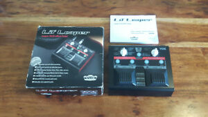 Vox Lil Looper Multi-effect Instrument Pedal