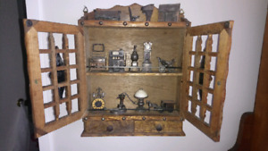 Objets miniature collection