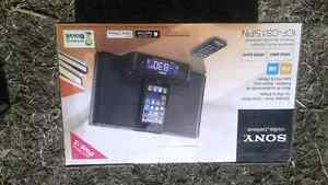 Sony docking station for iPhone