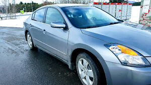2008 Nissan Altima 2,5 S Berline