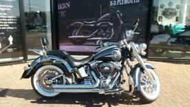 Harley-Davidson FLSTNSE CVO Softail Deluxe