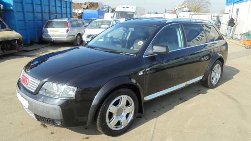 AUDI ALLROAD 2 5TDI AUTO QUATTRO HPI CLEAR ECU FAULT STARTS/DRIVES   in  Chichester, West Sussex   Gumtree