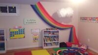 East End Day Care - One full time space available