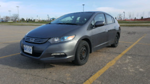 SOLD 2010 Honda Insight Civic