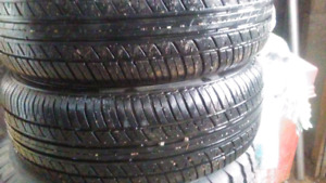 2 LIKE NEW ALL SEASON TIRES 225/60R16  calls only