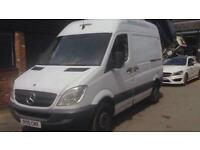 MERCEDES SPRINTER 313 CDI SWB, White, Manual, Diesel, 2010