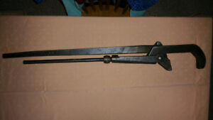 Swedish Made Pattern Wrench (Pipe Wrench)