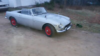 Looking for mgb parts