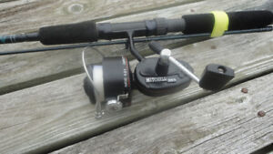 Mitchell Fishing Rod and Reel Combo