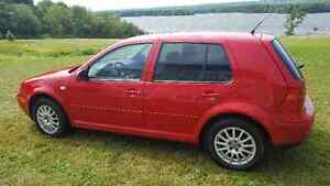 2006 Volkswagen Golf GLS Hatchback