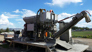 Small Batch Concrete Specialty Plant for Sale