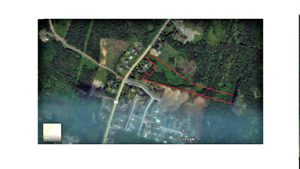 JUST LISTED - SERVICED LAND FOR SALE!