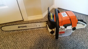 Stihl 044 chainsaw in great shape