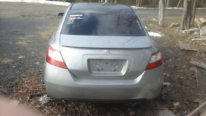 Parting out 2006 civic coupe