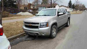 2009 Chevrolet Avalanche LT with Remote Start