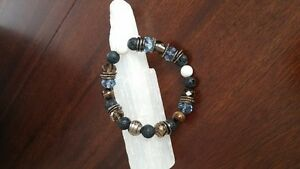 Protective and Calming Essential Oil Bracelet