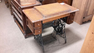 Antique Sewing Machine - Used
