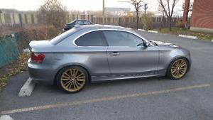 2009 BMW 1-Series sport package