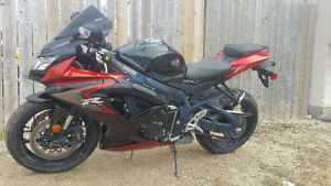 2010 Suzuki GSXR 750 6500KMS Priced to Sell! Safetied FINANCE