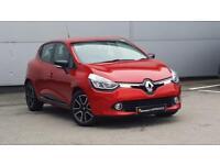 2016 Renault Clio 1.2 16V Dynamique Nav 5dr Petrol red Manual