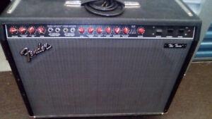 """""""Fender 100 Watt Red Knob """"The Twin"""""""