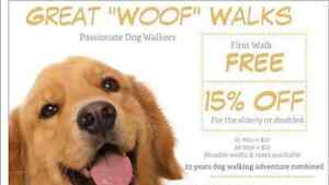 Milton Dog Walking