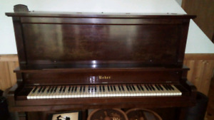 Weber Upright Piano