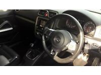 2012 Volkswagen Scirocco 2.0 TDi BlueMotion Tech R Line Manual Diesel Coupe