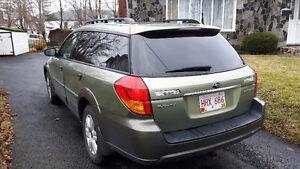 2005 Subaru Outback Wagon St. John's Newfoundland image 3