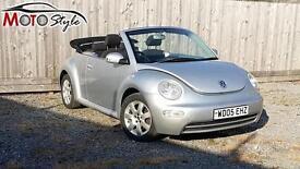 Volkswagen Beetle 1.9TDI Convertible Diesel 2005